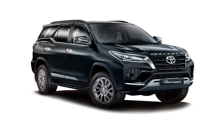 Toyota Fortuner and Another comparison