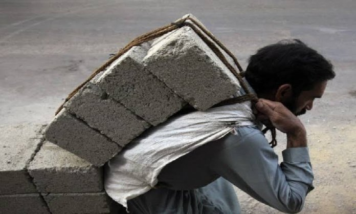 Labour force third Highest contribution by Pakistan