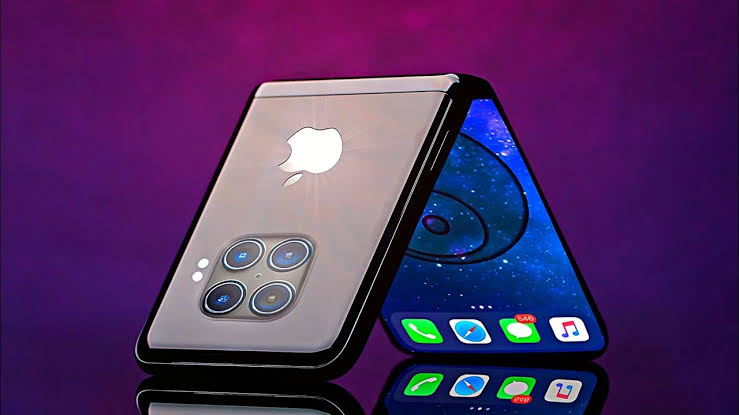 Apple and new foldable iPhone