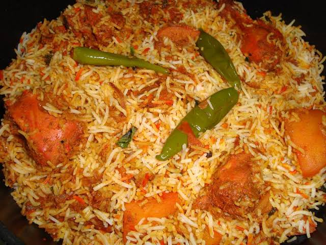 Biryani and most expensive one