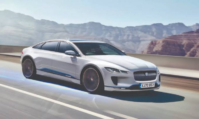 Combustion Engines and Jaguar
