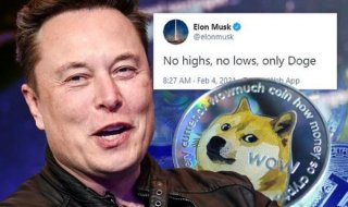 Dogecoin Cryptocurrency Is Skyrocketing After Elon Musk's ...