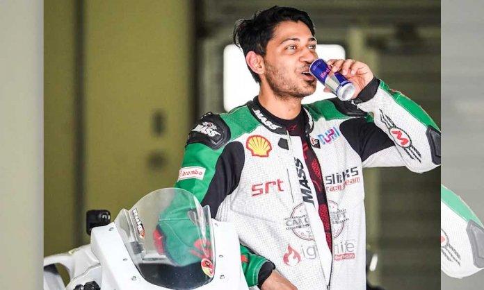bike racer usman ghani