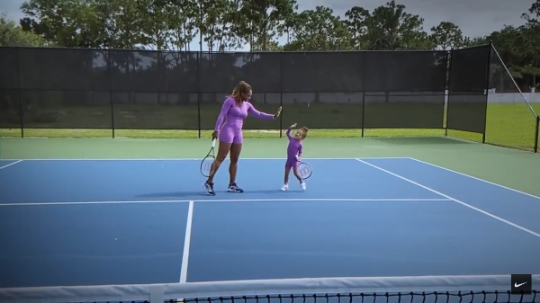 nike ad athletes mothers