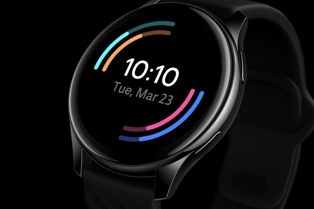 Specs of OnePlus watch