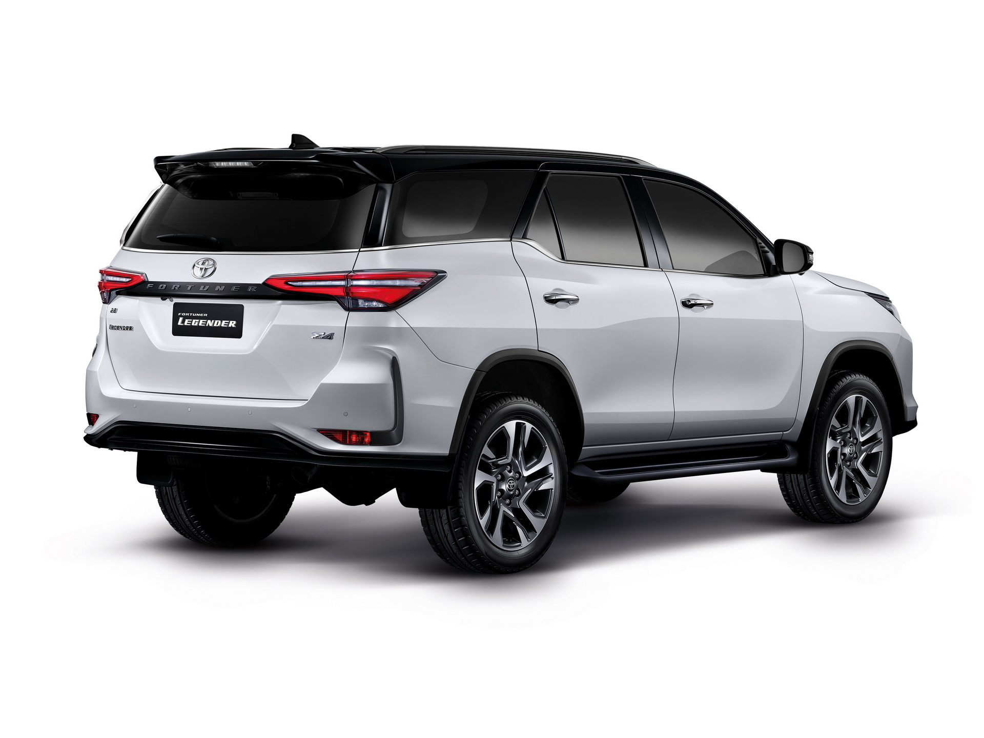 Toyota Fortuner and Design
