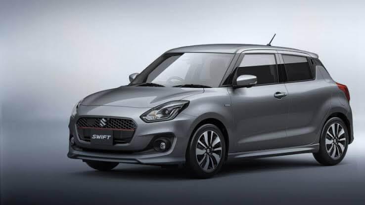 Suzuki Swift as a Hatchback