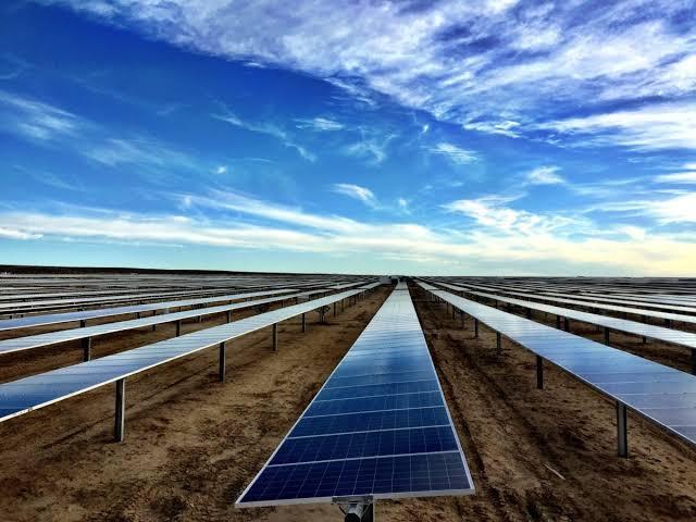 Solar system installation at KU