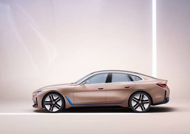 BMW new exterior