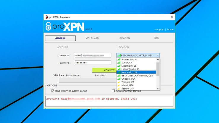 ProXPN and Dangerous VPN