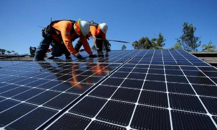 Karachi University solar installation
