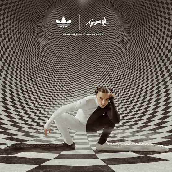 Tommy Cash and Adidas collab