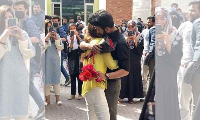 viral couple expelled