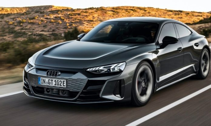 Audi E-tron GT Can Now Be Bought In Pakistan!