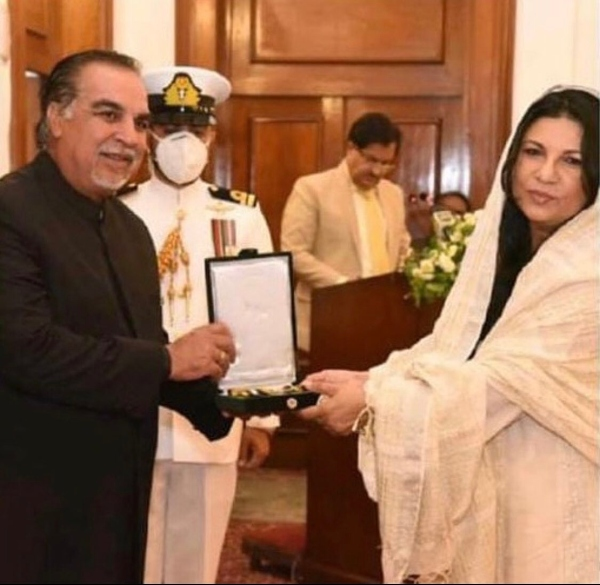 pride of performance pakistani celebrities