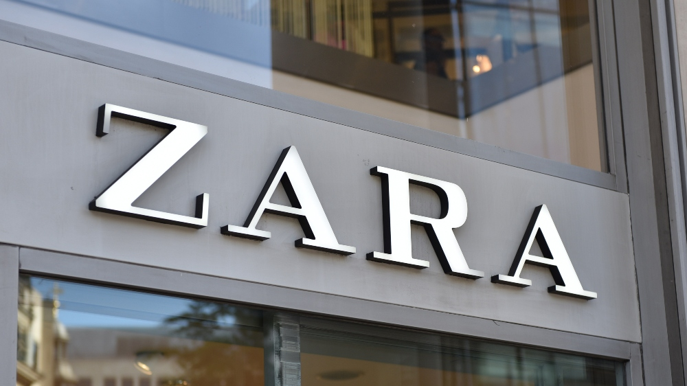 Zara Selling A Shalwar Kameez In The Name Of Oversized Shirt