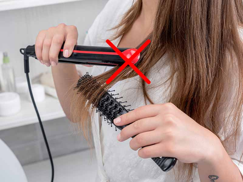6 Easy Ways To Tame Your Frizzy Hair This Summer