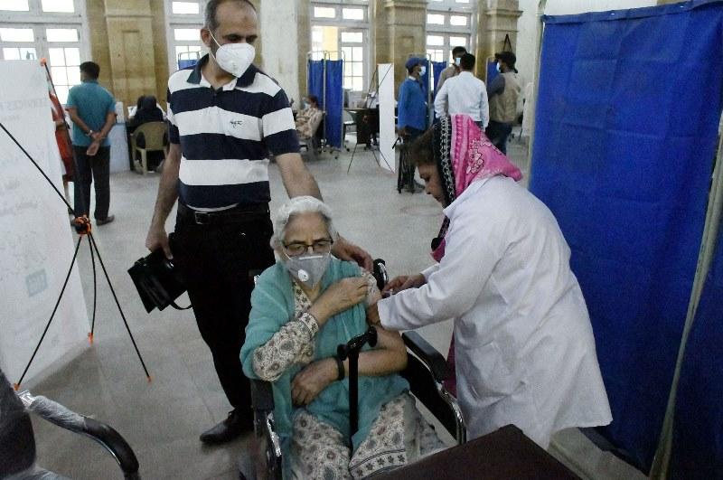 COVID Vaccination Centers