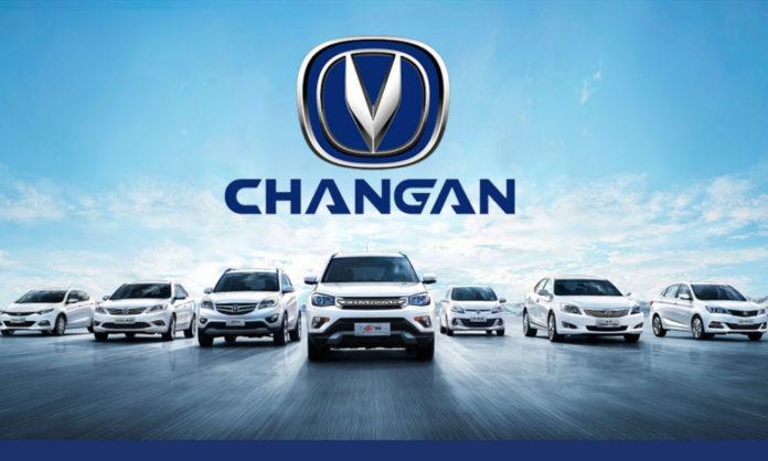 Changan and new cars coming