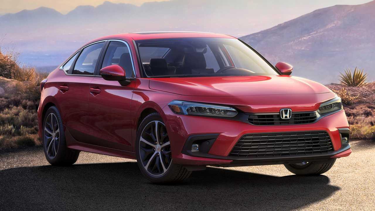 Honda civic and running of it