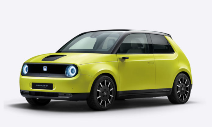 Honda going electric by 2040