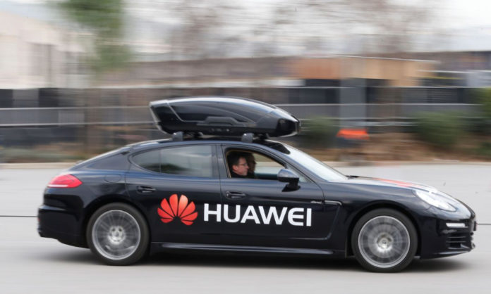 Huawei smart car releasing or not?