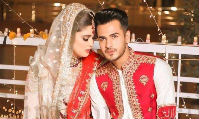 Adorable Wedding Highlights Of TikTok Stars Kanwal Aftab & Zulqarnain Sikandar