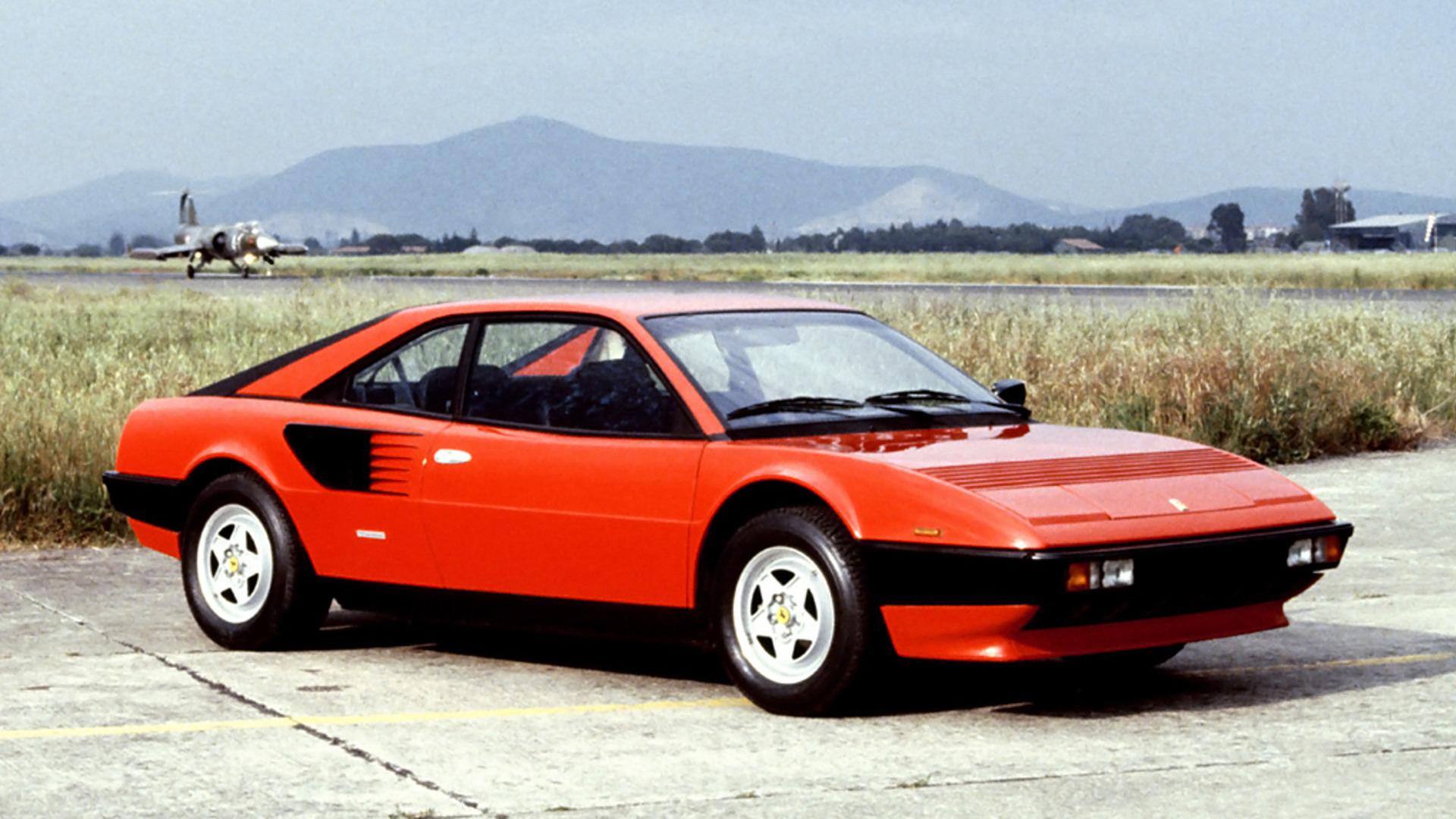 luxury ferrari and worst car by them