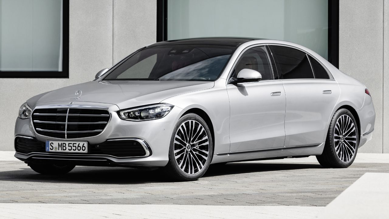 Mercedes new ad