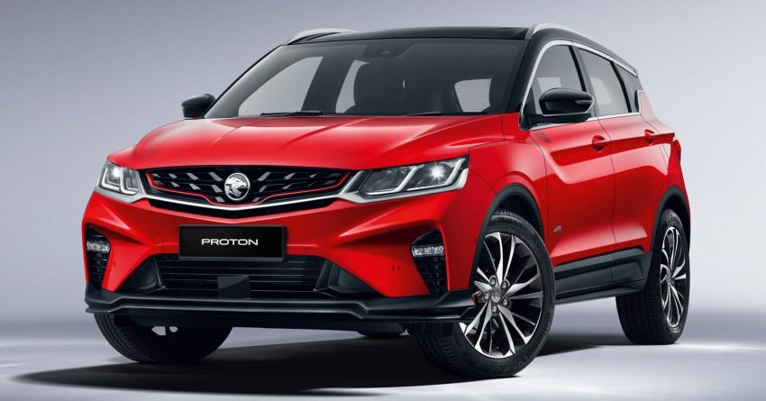 Proton and new X50 launch