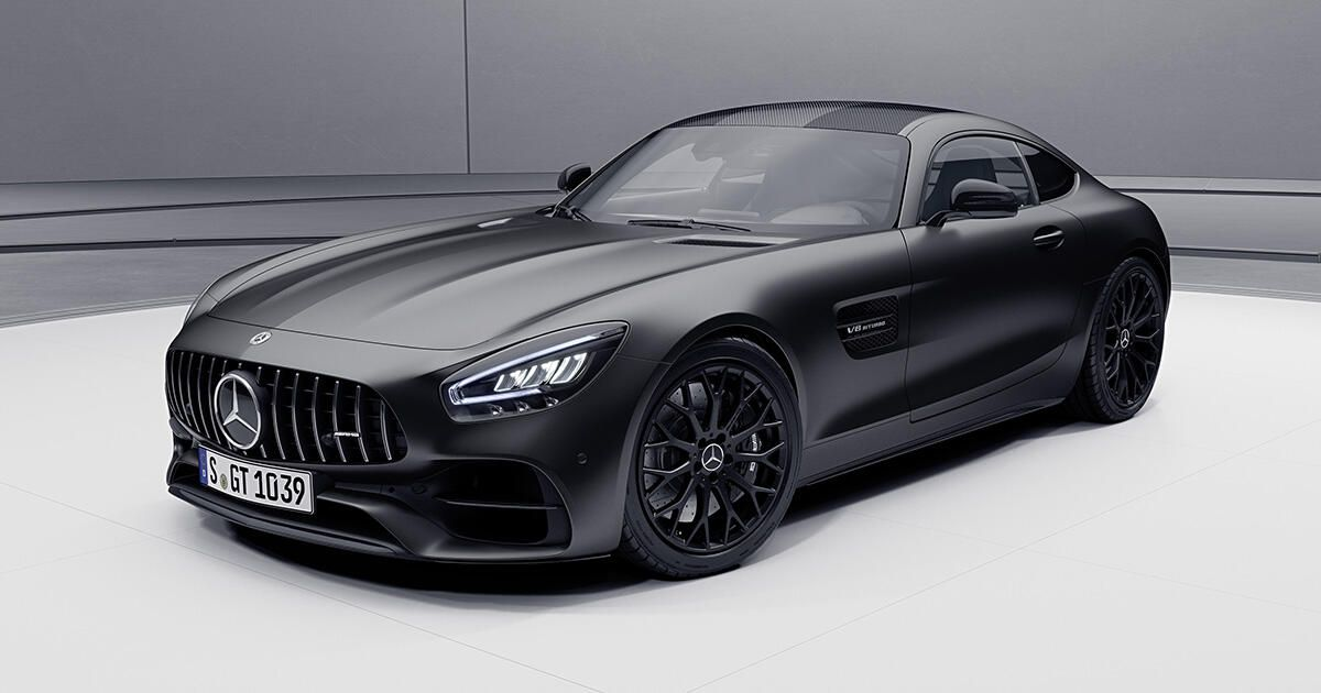 Mercedes and other famous Tiktok cars