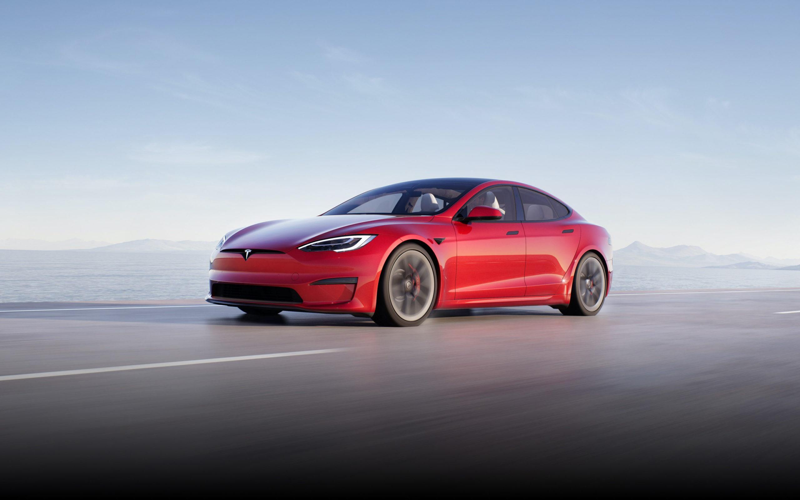 Tesla and other tiktok popiular cars