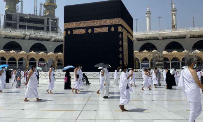 Umrah guidelines by Saudia
