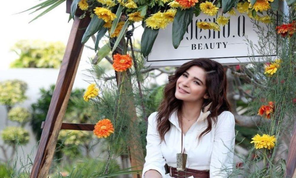 Ayesha Omar Pakistani celebrities