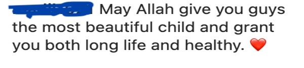 sarah khan expecting child