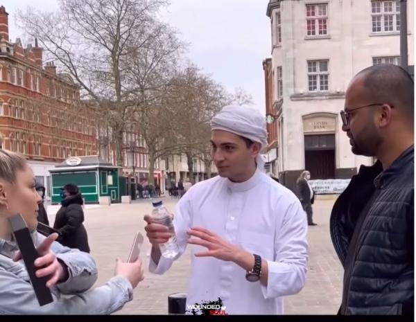 muslim prank