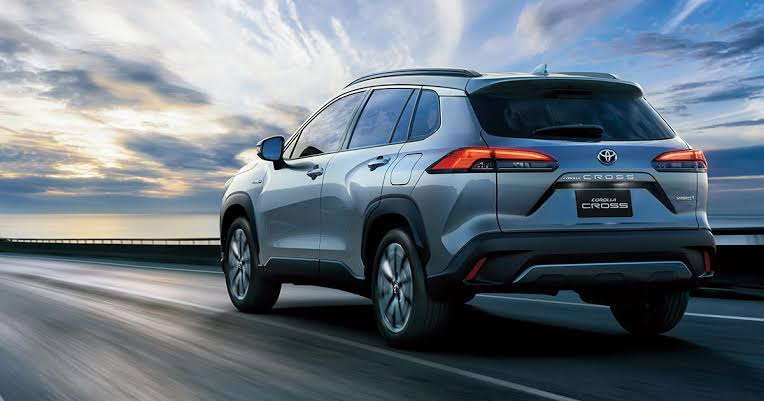 Toyota new launch of SUV