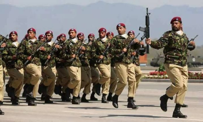 Pakistan army and new law on disrespecting