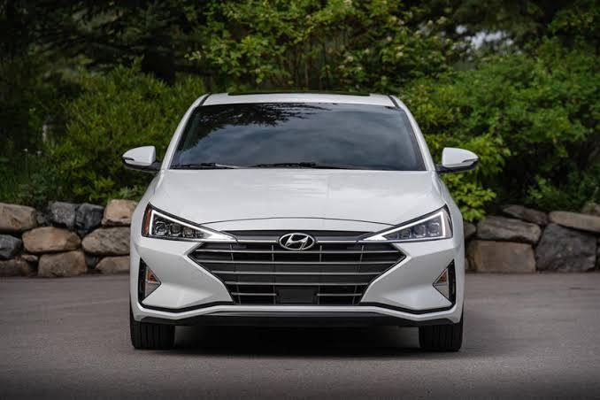 Hyundai elantra and it's Comparison