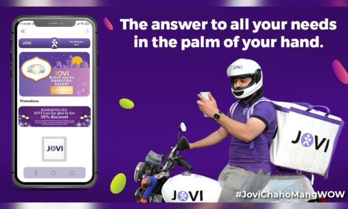 Jovi app
