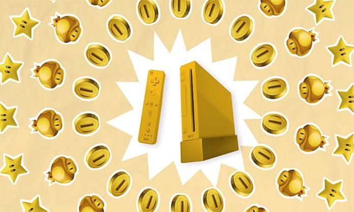 gold wii