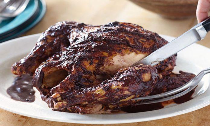 chocolate bbq chicken