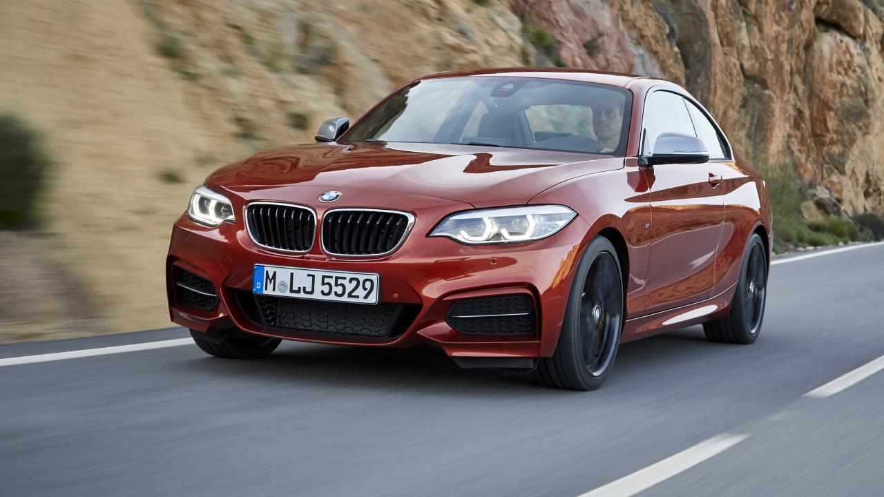 Bmw and upcoming new 2 series
