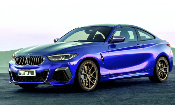 bmw 2 series coup new