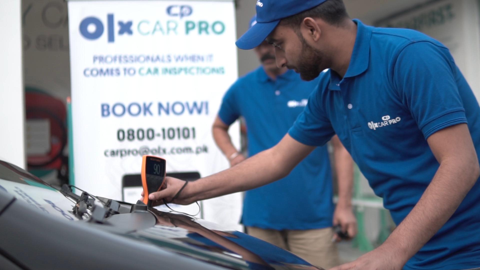 Olx car pro inspection service