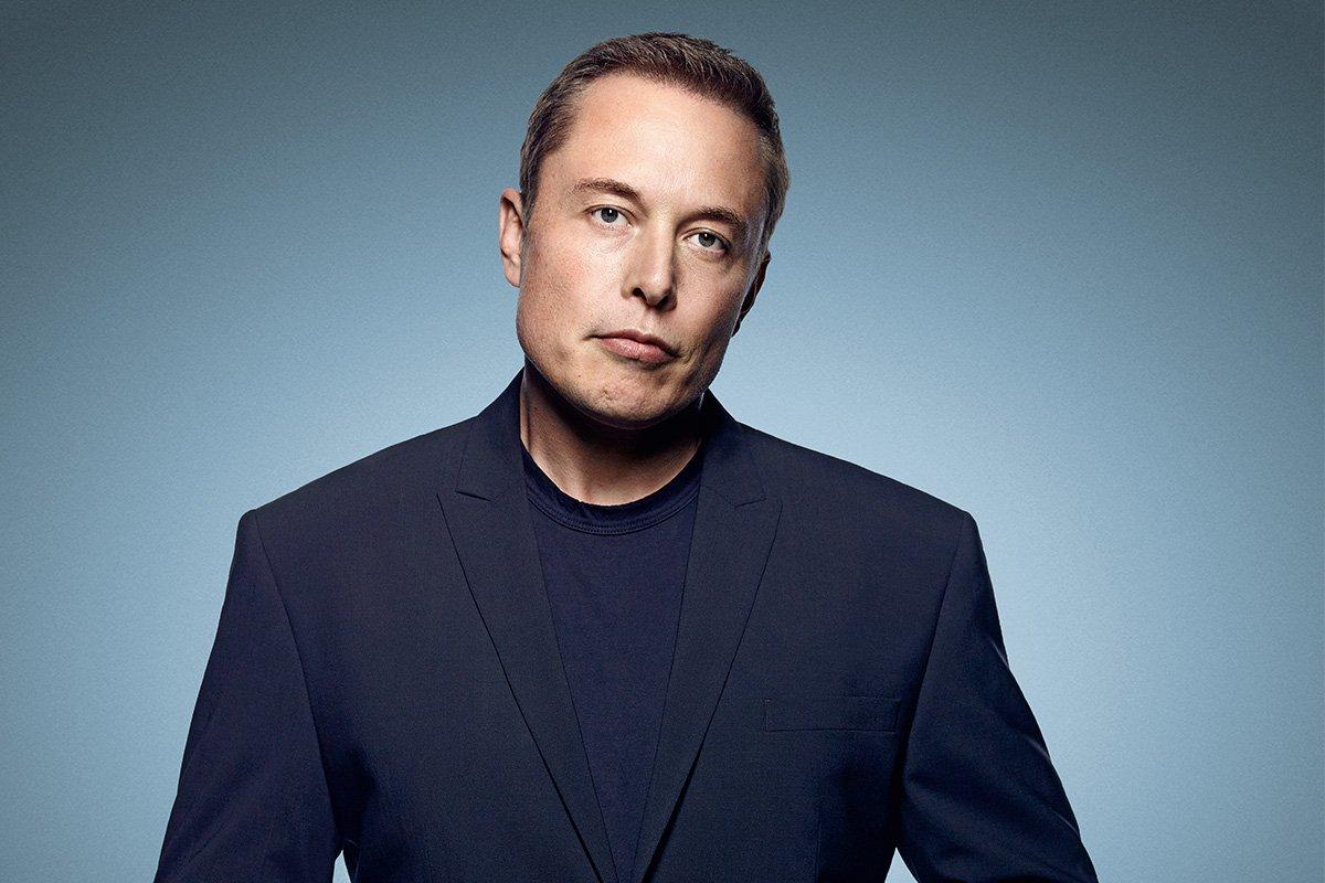 Elon Musk as richest CEO
