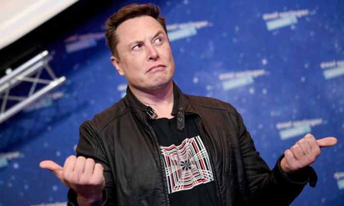 Elon Musk as highes paid CEO of 2020