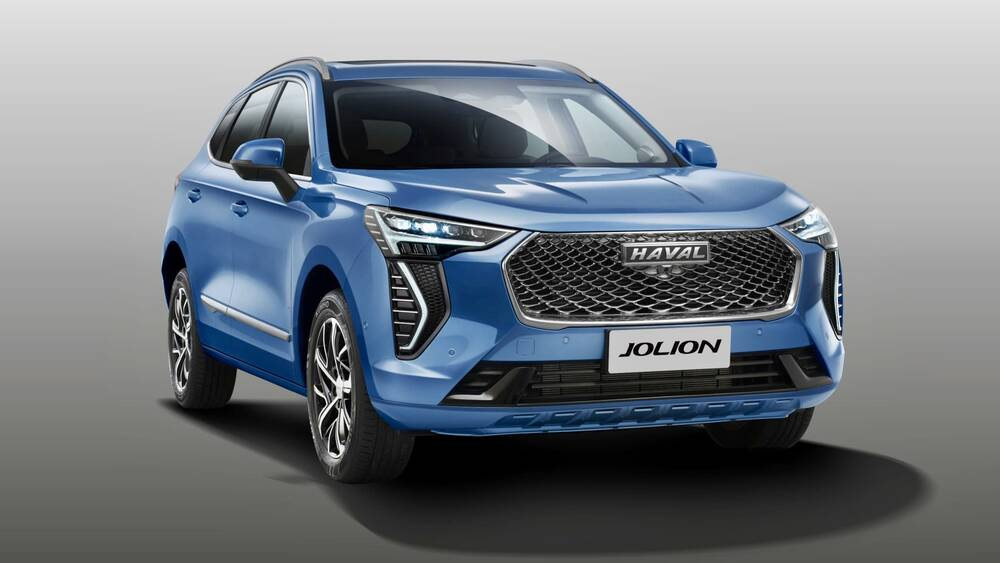 jolion by Haval now booking open