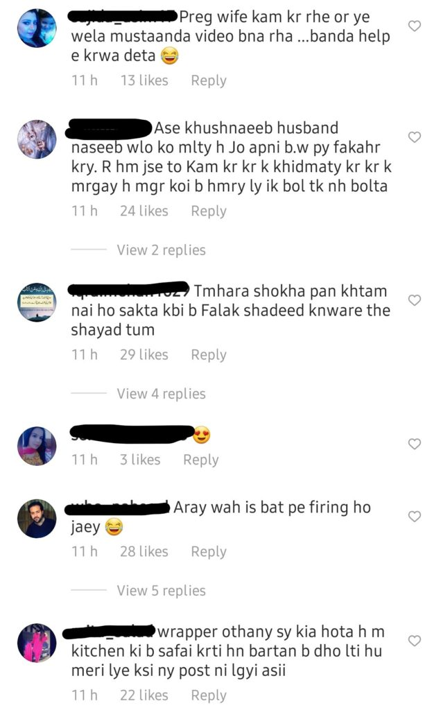 Falak Shabbir Criticized For Making Sarah Khan 'Clean'