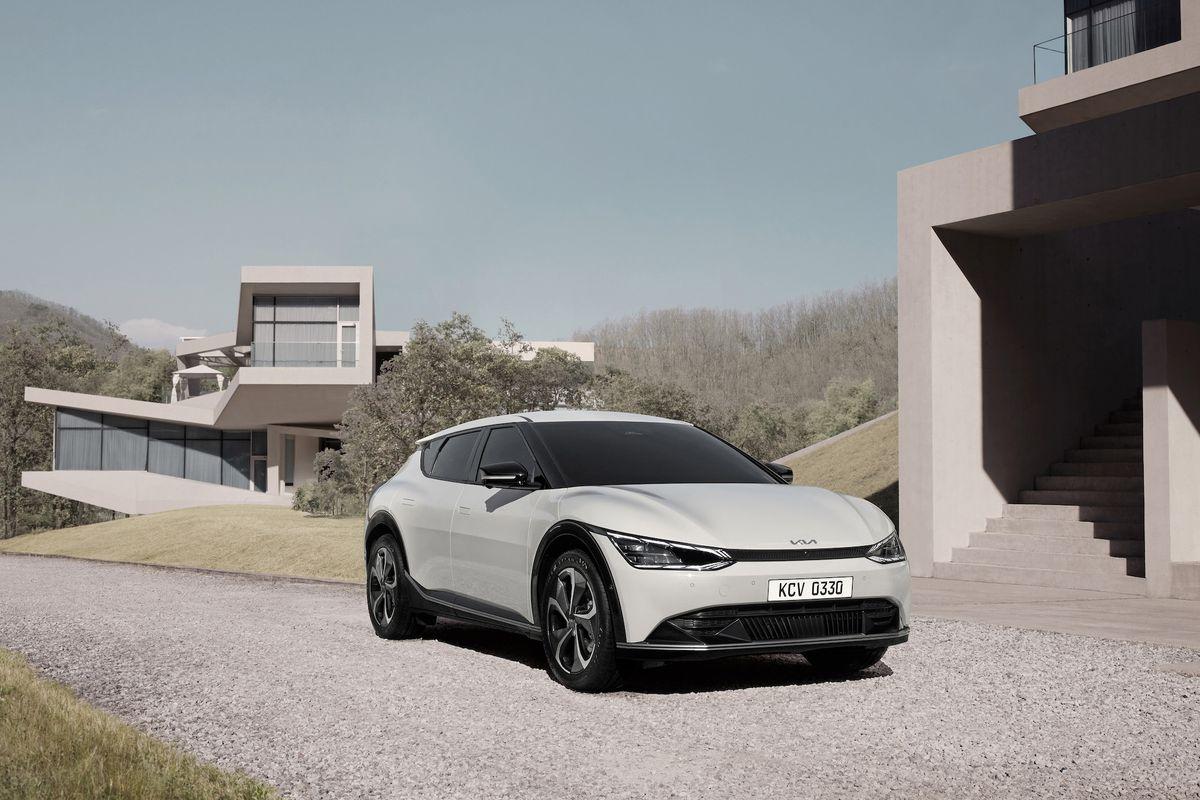 Kia electric vehicle campaign